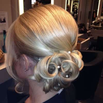 Bridal Hair - Kennadys, Ingatestone