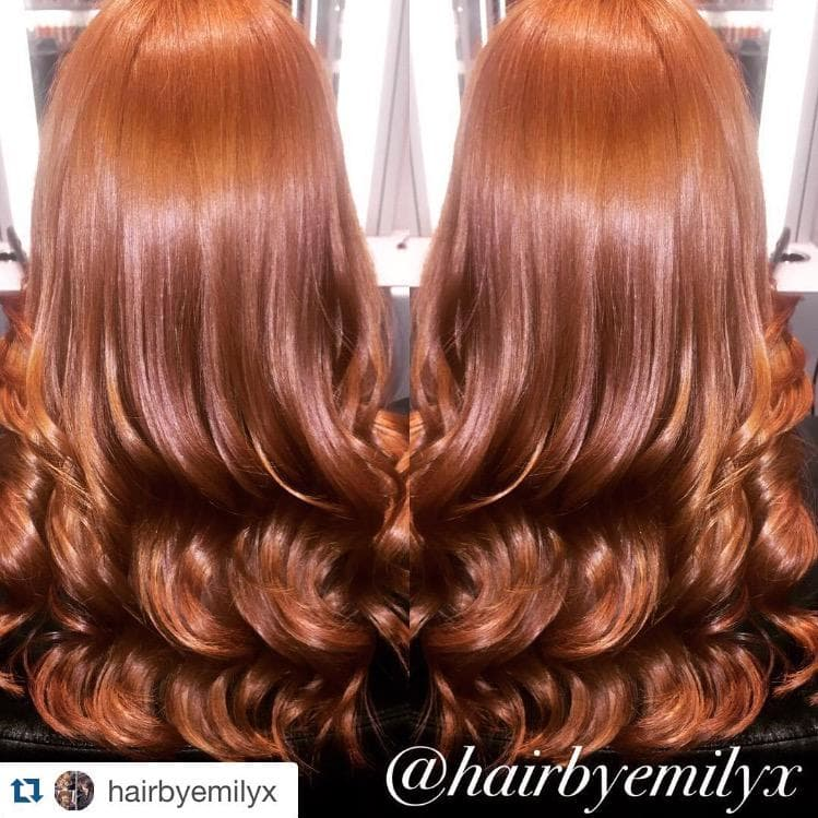 Colour, Cut and Blow Dry by Emily