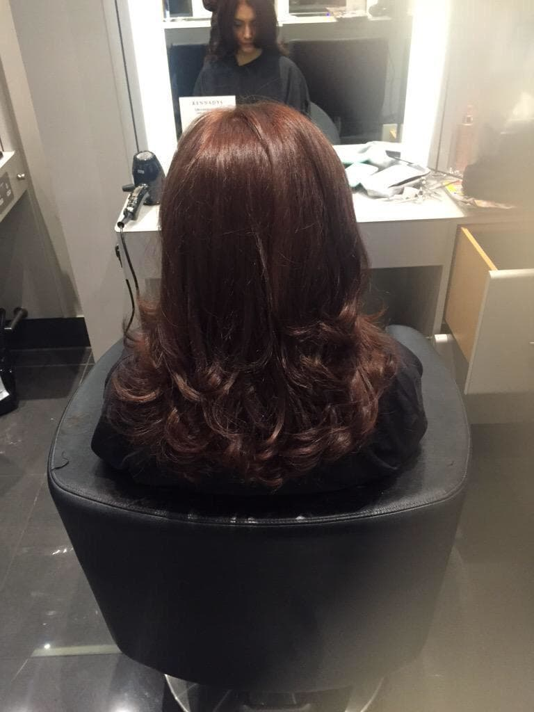 Colour and Cut & Blow Dry by Nikki