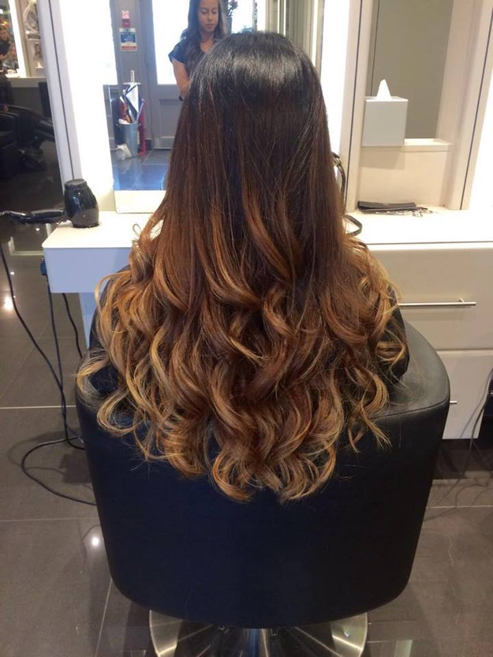 Balayage and Cut & Blow dry by Heidi2