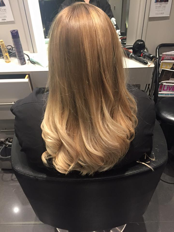 Balayage and Style by Oliivia