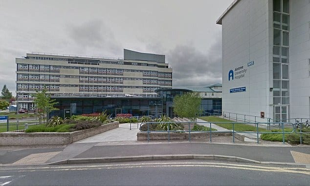 Liverpool Centre - Aintree University Hospital