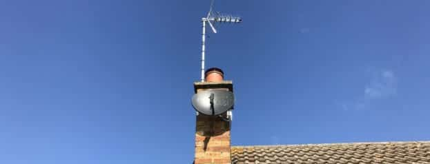 New Sky Dish Chelmsford