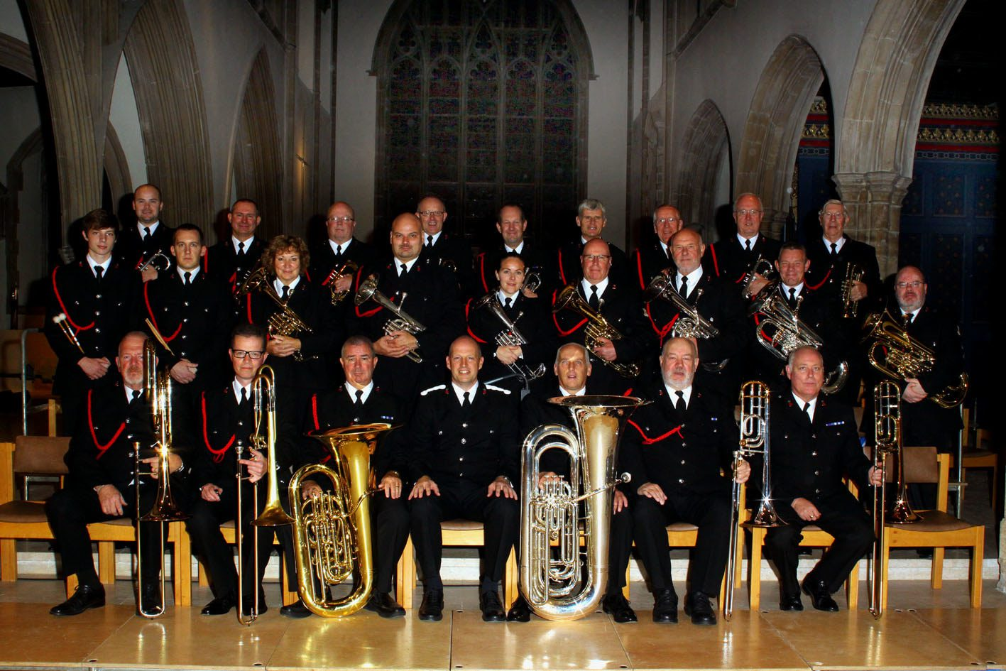 The Essex Police Band