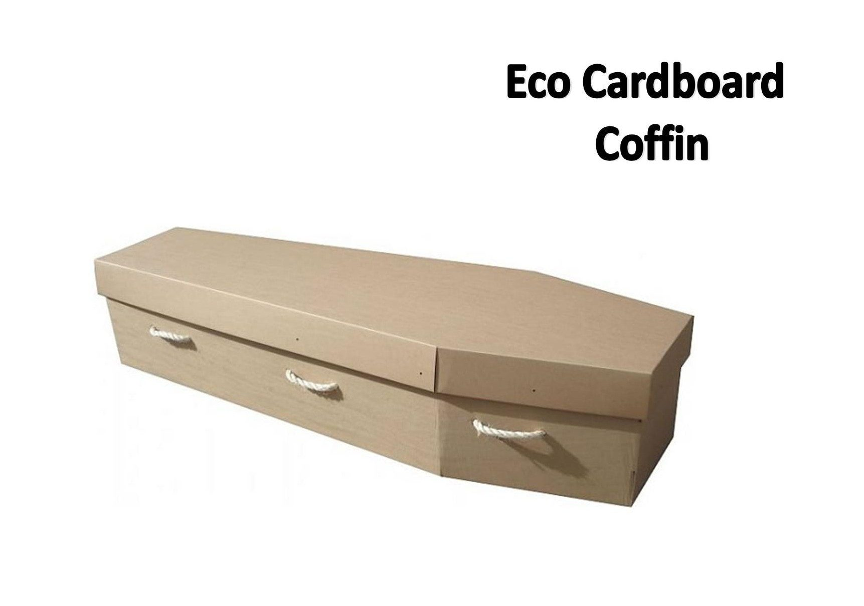 Cardboard And Other Types Of Coffins Herongate Wood
