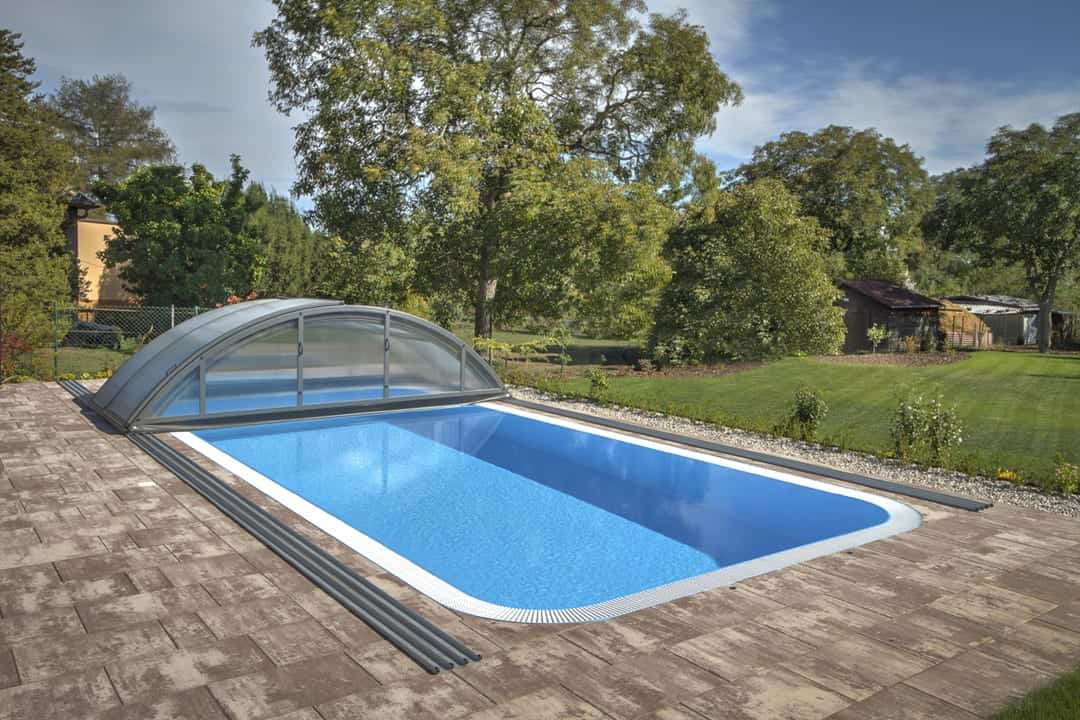 Klasik Mid Level Pool Enclosure