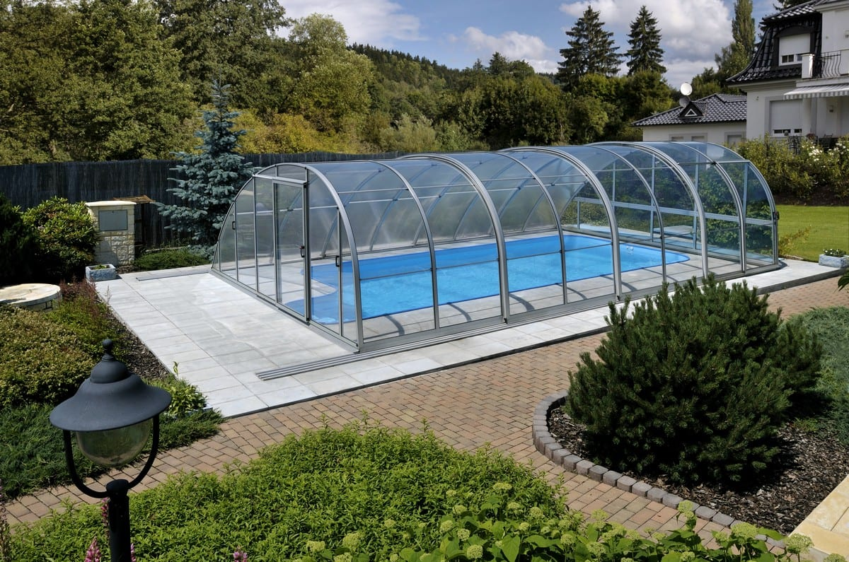 Knightsbridge High Level Pool EnclosureKnightsbridge High Level Pool Enclosure