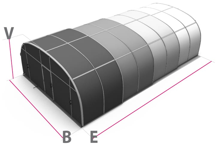 size and dimensions