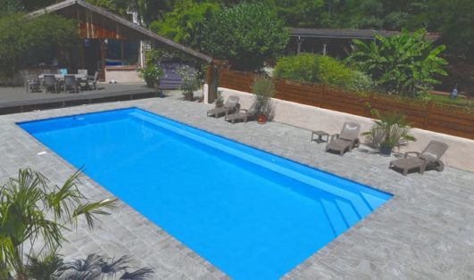 Standard Swimming Pool Shape & Function
