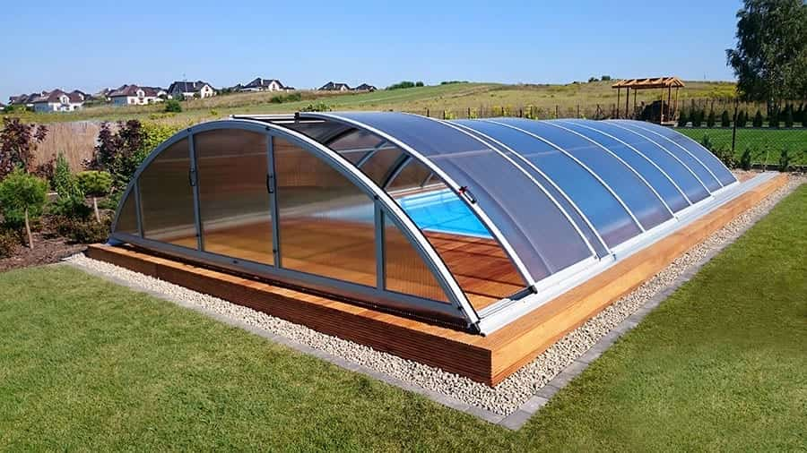 Klasik Pool Enclosure