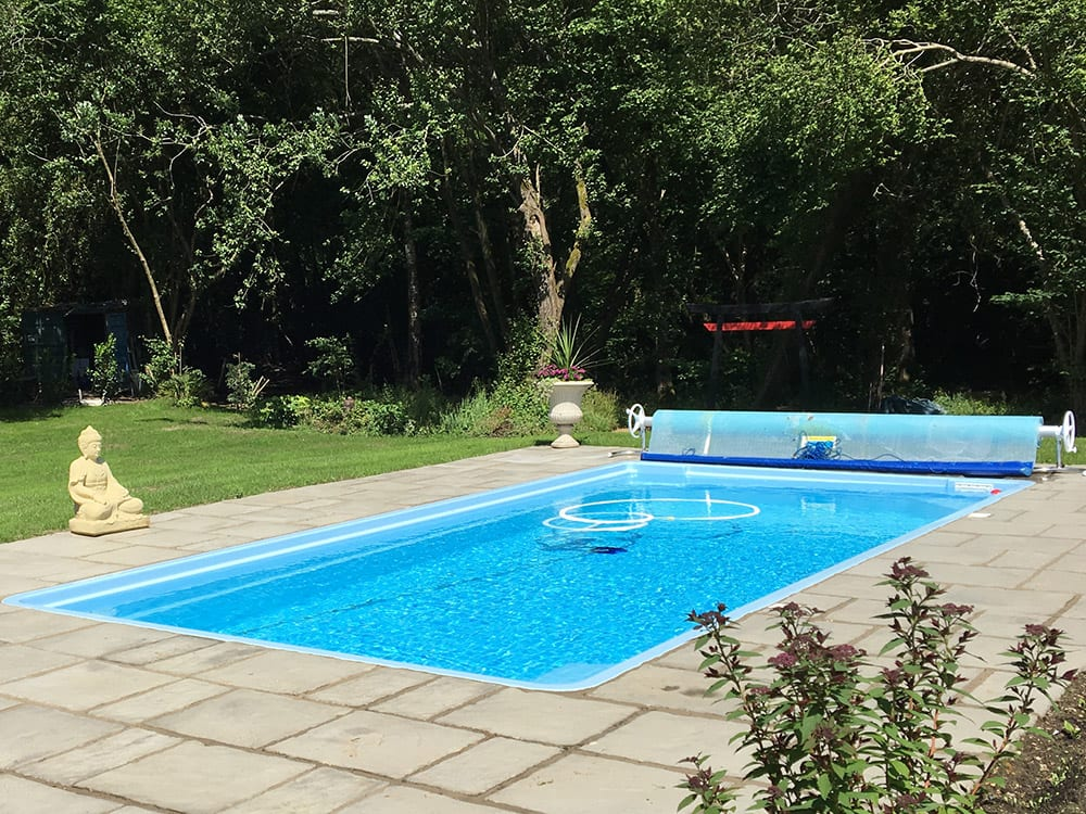 COLORADO 8.0 X 3.75 X 1.5 M Fibreglass Swimming Pool
