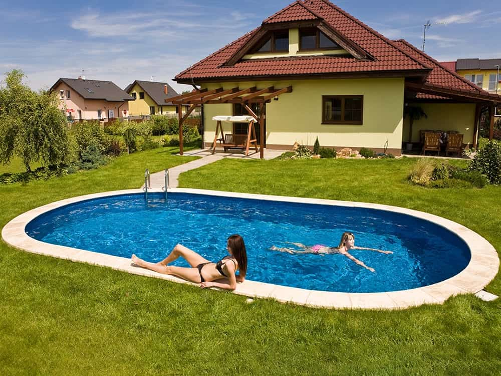 In-Ground Swimming Pool Kit