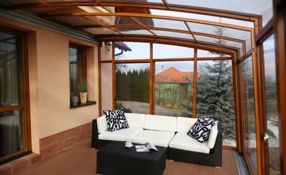 Telescopic Patio Enclosure g1