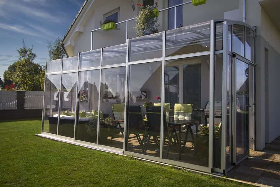 Telescopic Patio Enclosure g15