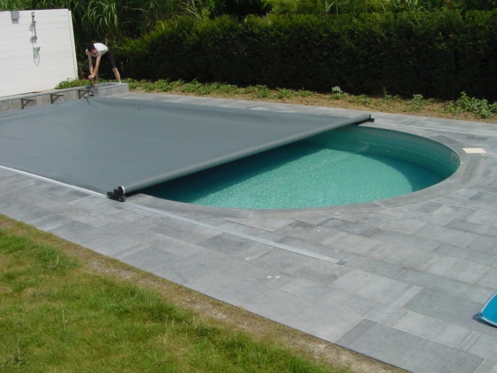 Pool Debris & Safety Cover