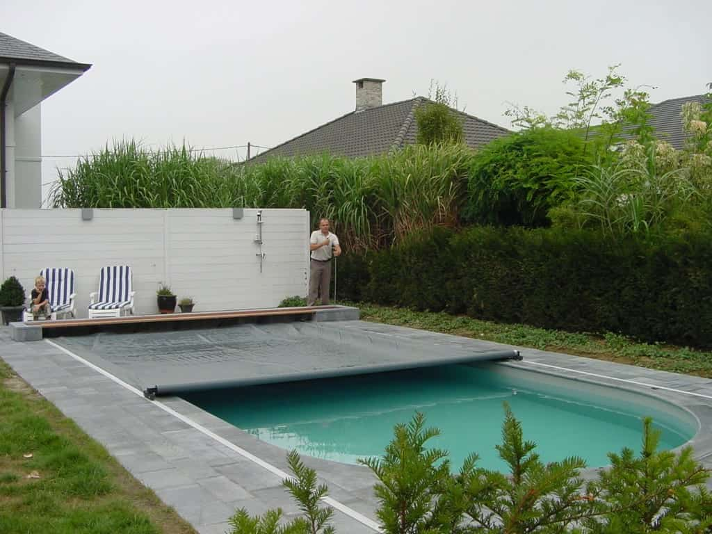 Pool Debris & Safety Cover g16
