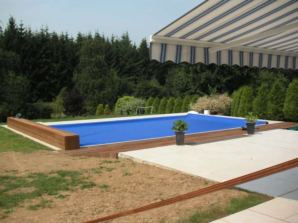 Pool Debris & Safety Cover g17