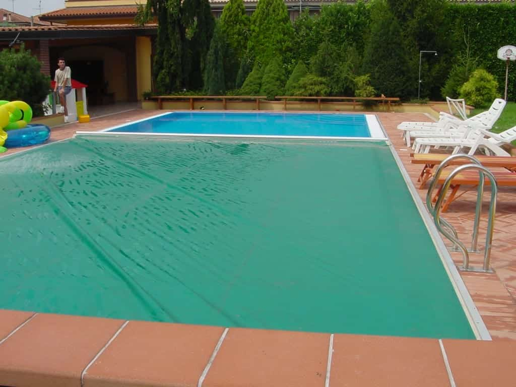 Pool Debris & Safety Cover g2
