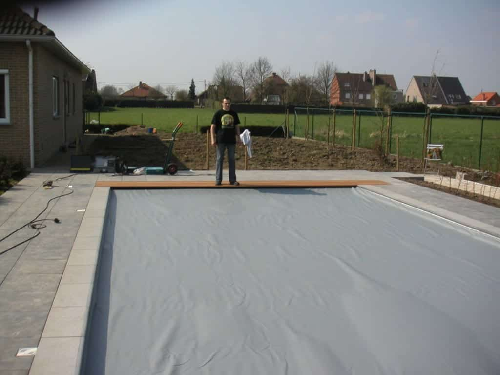 Pool Debris & Safety Cover g7