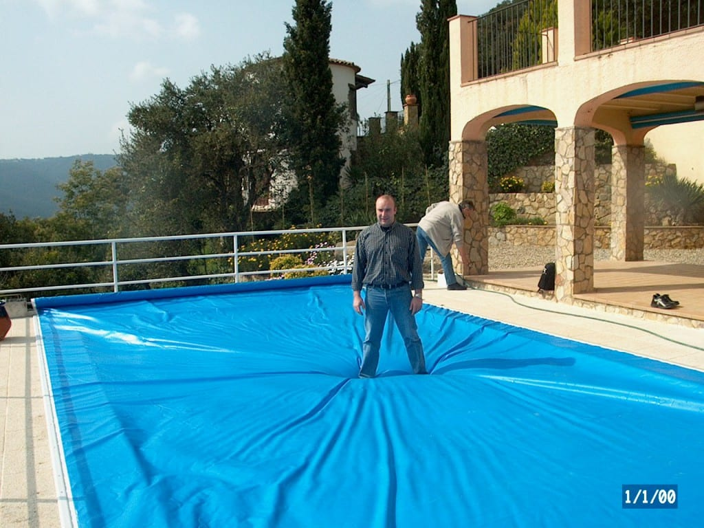 Pool Debris & Safety Cover g8
