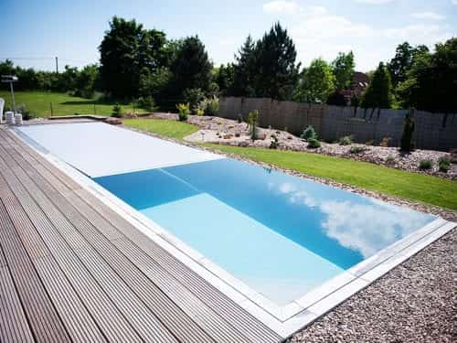 Dura Polymer Plus Unique Overflow Strong One-piece Swimming Pool G3