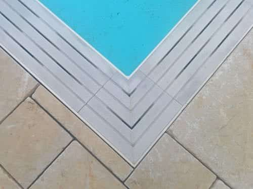 Dura Polymer Plus Unique Overflow Strong One-piece Swimming Pool G4