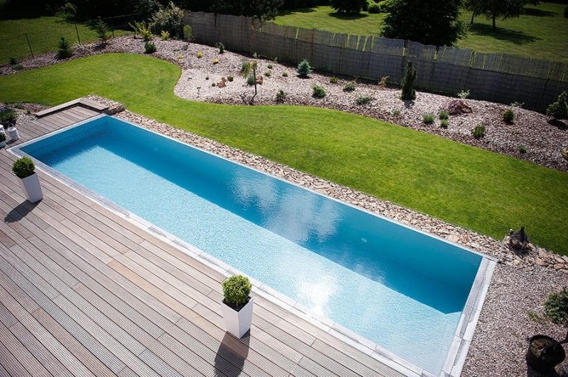 Unique Stone Strong Dura Polymer PLUS Pool G1