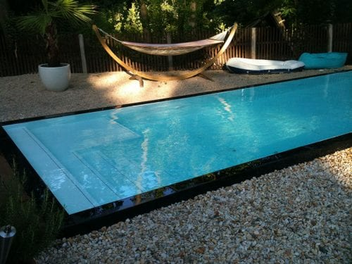 Unique Stone Strong Dura Polymer PLUS Pool G3