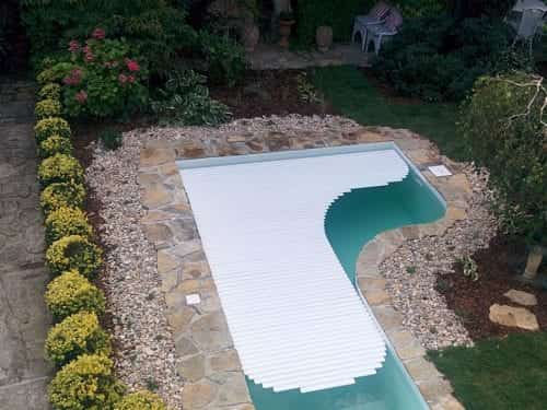 Dura Polymer PLUS Classic Skimmer Swimming Pool Photo 1