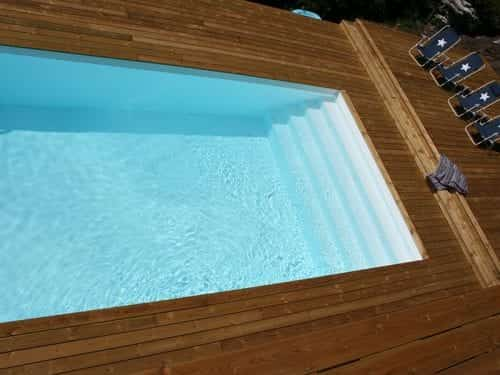 Dura Polymer PLUS Classic Skimmer Swimming Pool Photo 3