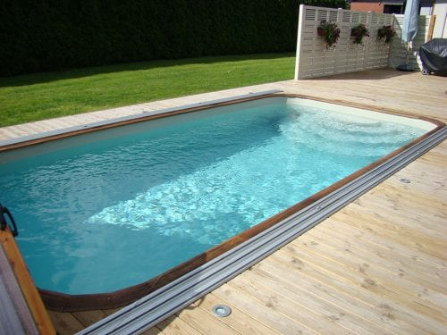 Dura Polymer PLUS Classic Skimmer Swimming Pool Photo 2