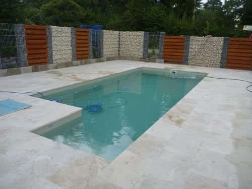 Dura Polymer PLUS Classic Skimmer Plus Swimming Pool Photo 2