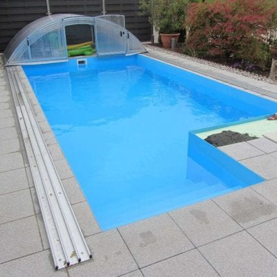 Overflow Plus Dura Polymer PLUS Pool photo 2