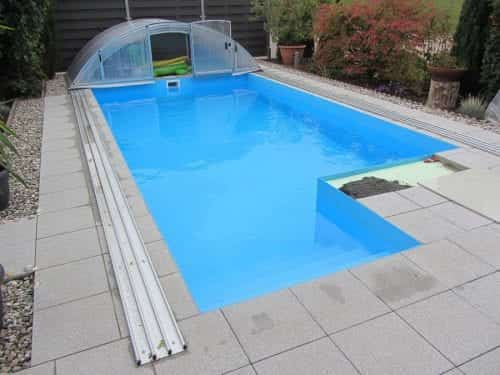 Dura Polymer PLUS Classic Skimmer Plus Swimming Pool Photo 1