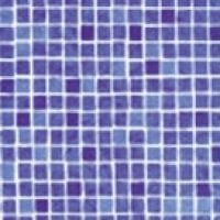 Site Lining – Pattern Choice Blue Greek