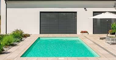 Quattro Uno All-In-One Pool & Enclosure Package