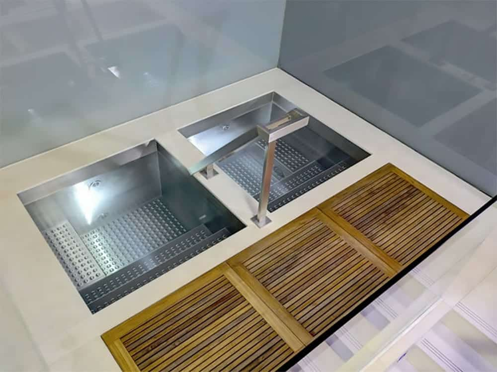 Stainless Steel Plunge Pools KX-5