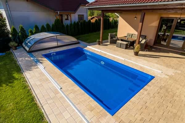 Coral FENIX Glass-Composite Pool (6.0m X 3.0m X 1.2m)