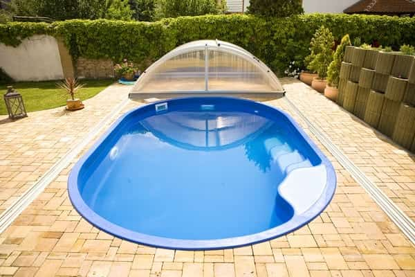 Coral Olymp Glass Composite Pool