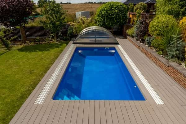 Coral PEGAS Glass-Composite Pool (6.2m X 3.1m X 1.4m)