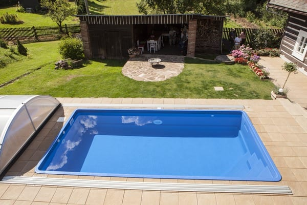 Coral PEGAS Glass-Composite Pool
