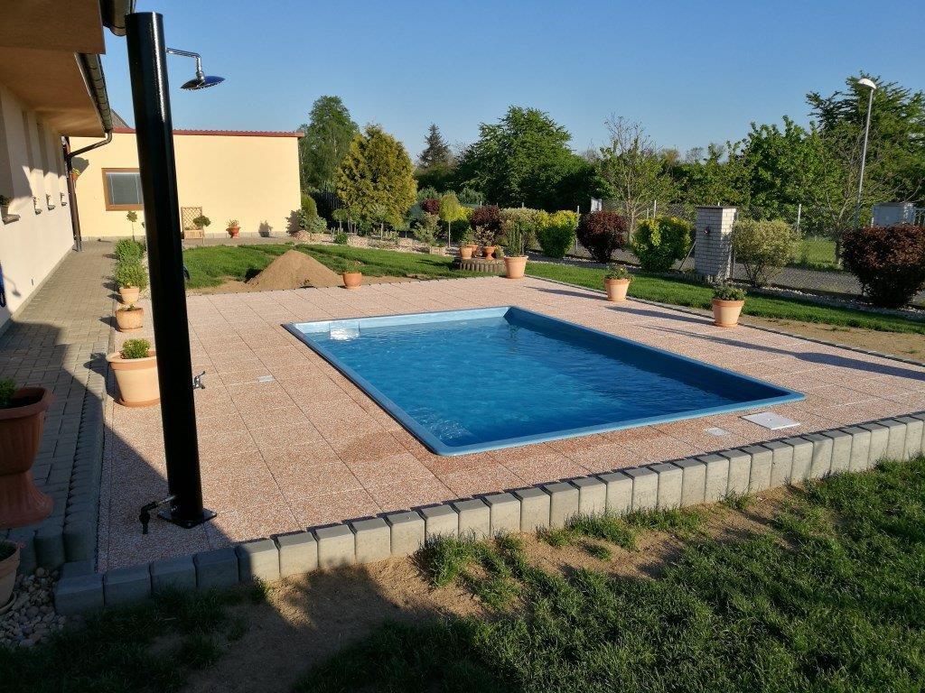 Coral Smart Glass Composite Pool 2
