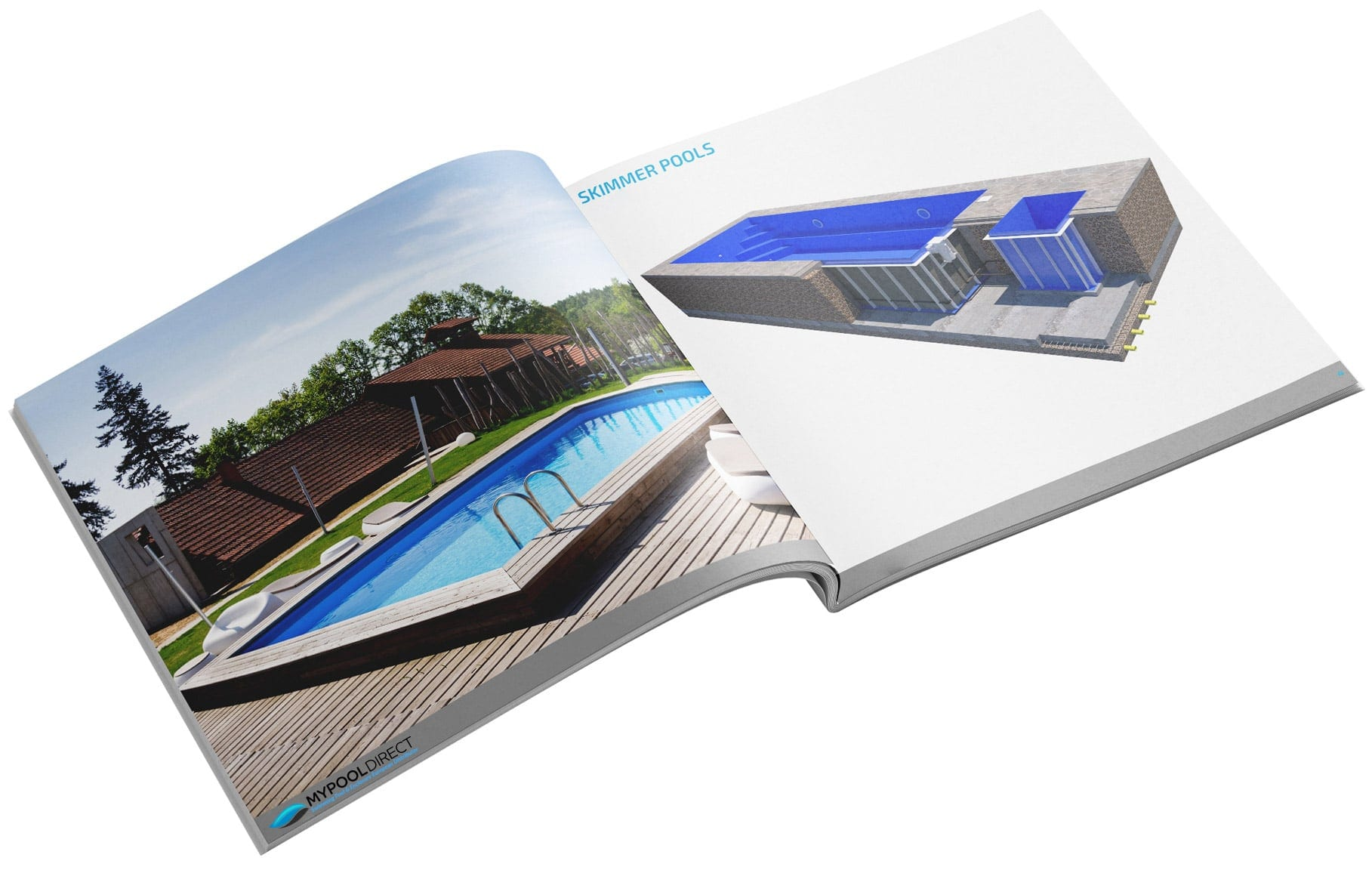 Dura Polymer Bespoke Pool Catalogue