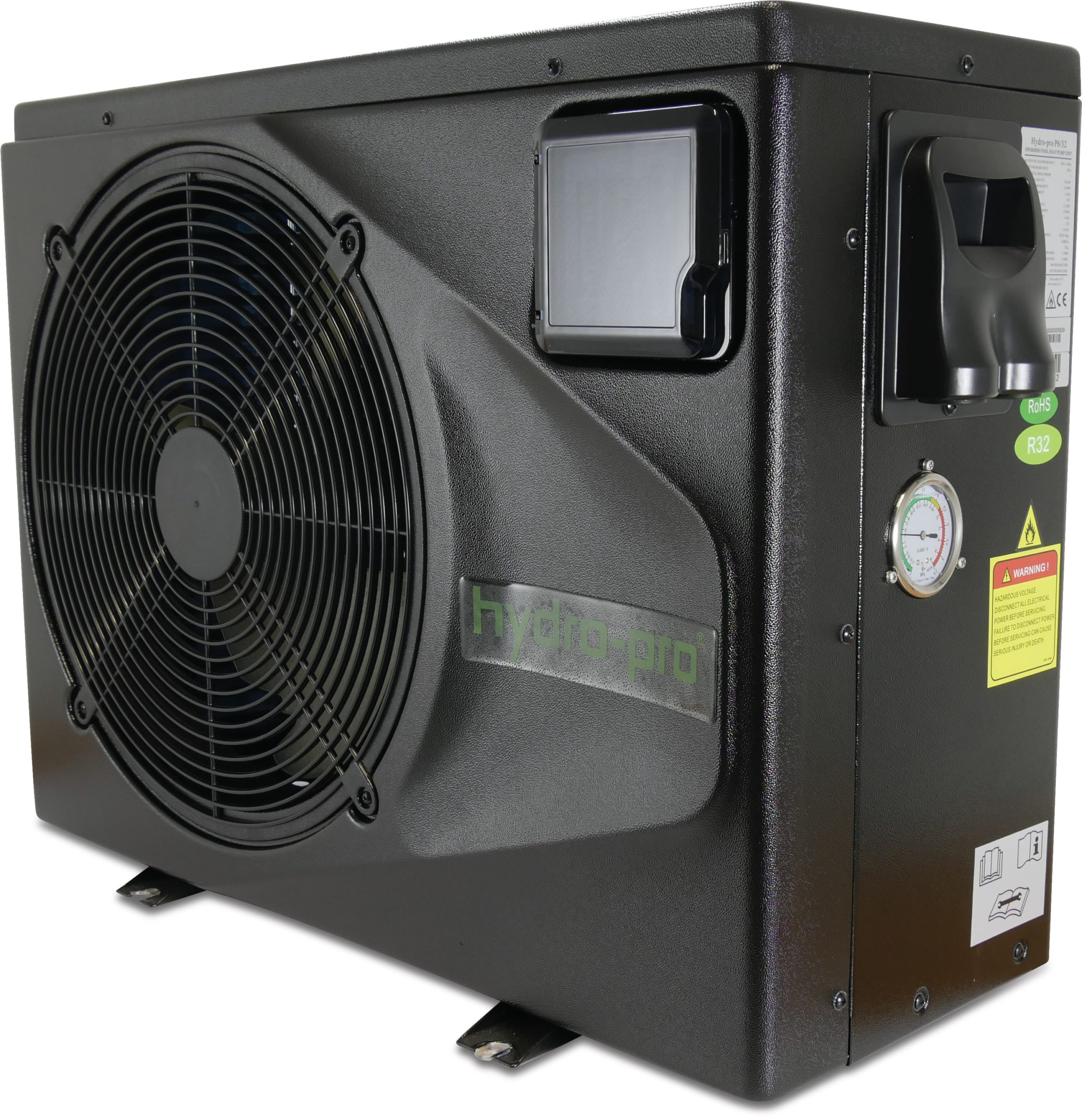 Hydro-Pro Heat Pump, Type P On/Off