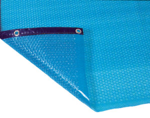 ISOTHERMIC COVERS AND BLANKETS SUMMER COVERS : Bubble model 400 micron – blue
