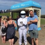 Piccadilly Whip Famous Faces: The Stig