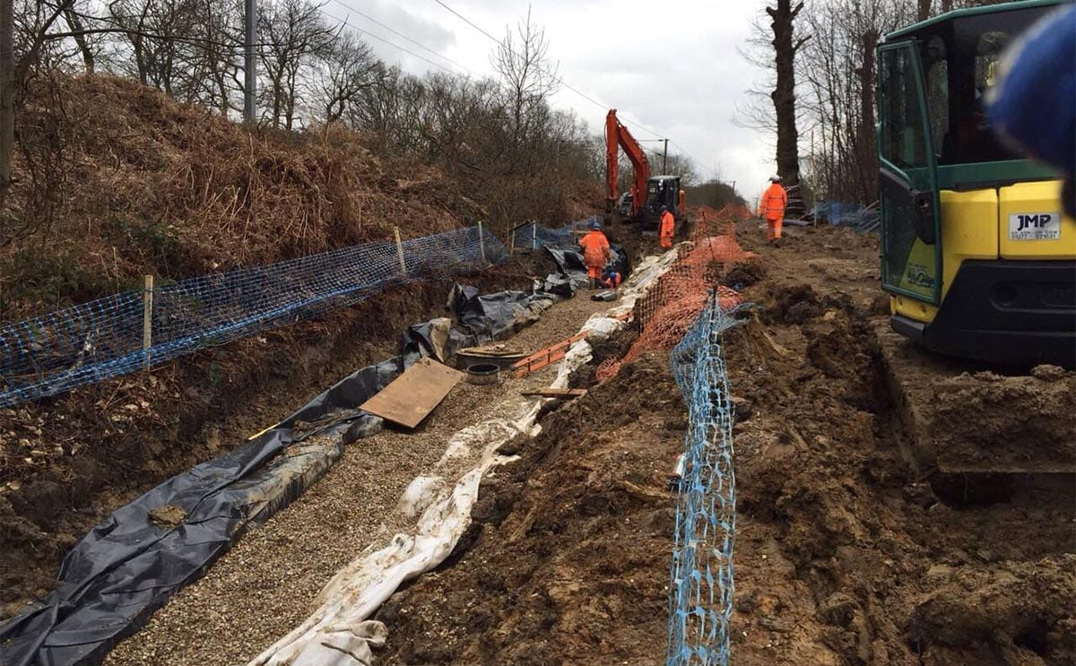 Wrabness Enabling Works and Drainage