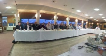 Members in attendance at the Essex Business Forum 2nd Anniversary meeting