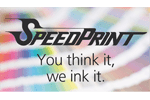 SpeedPrint - You think it, we ink it.