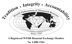 Marcelle Saad Diamonds - Member of the World Federation of Diamond Bourses